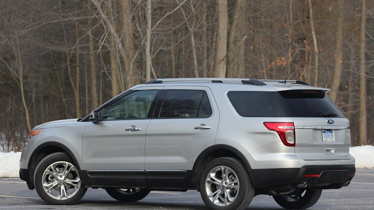2011 ford explorer limited 4wd review photo gallery autoblog. Black Bedroom Furniture Sets. Home Design Ideas