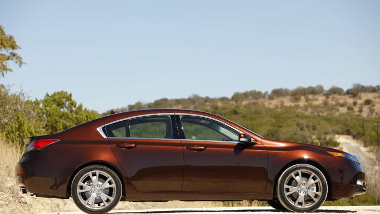 2012 Acura TL: First Drive Photo Gallery - Autoblog