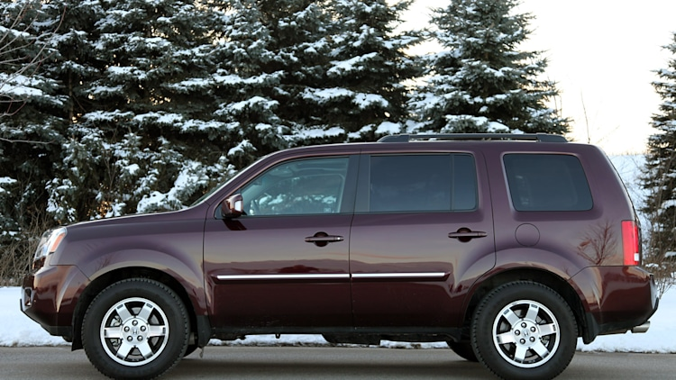 2011 Honda Pilot 4wd Touring Review Photo Gallery Autoblog