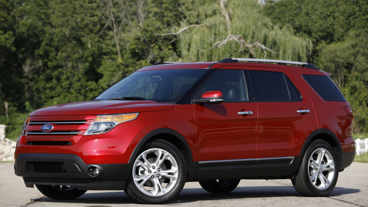 2012 ford explorer ecoboost first drive photo gallery