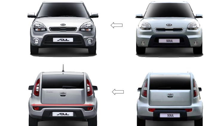 2012 Kia Soul - Changes and Pricing Photo Gallery - Autoblog