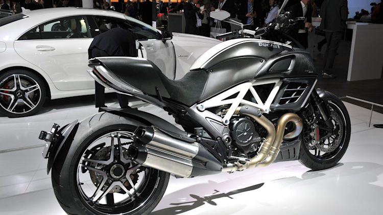 Ducati Diavel Amg For Sale