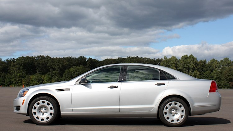 Caprice 9c3 For Sale >> 2012 Chevrolet Caprice PPV 9C3 Spec: First Drive Photo Gallery - Autoblog