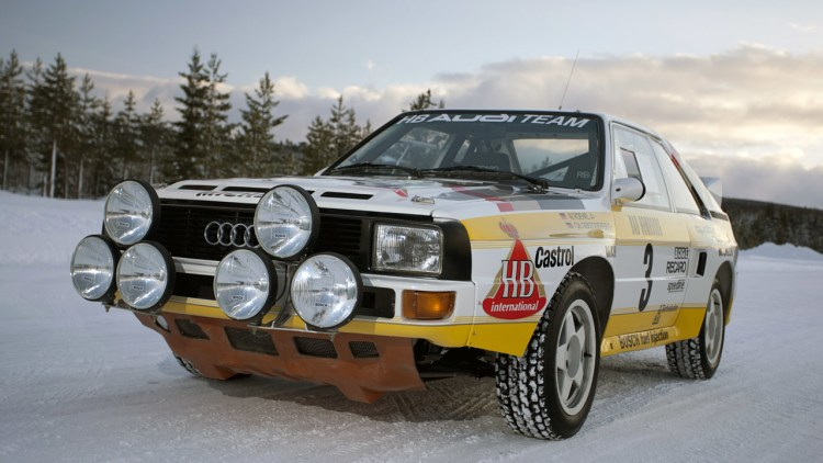 1984 audi sport quattro s1 quick spin photo gallery autoblog