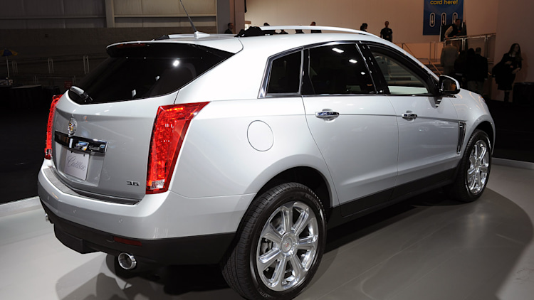 2013 cadillac srx new york 2012 photo gallery autoblog. Black Bedroom Furniture Sets. Home Design Ideas