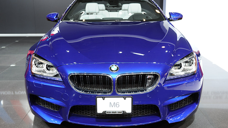 2012 bmw m6 convertible new york 2012 photo gallery. Black Bedroom Furniture Sets. Home Design Ideas
