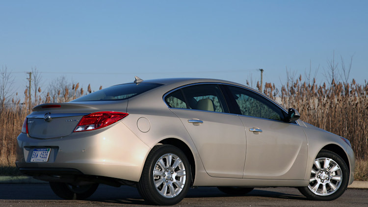 2012 Buick Regal Eassist Review Photo Gallery Autoblog