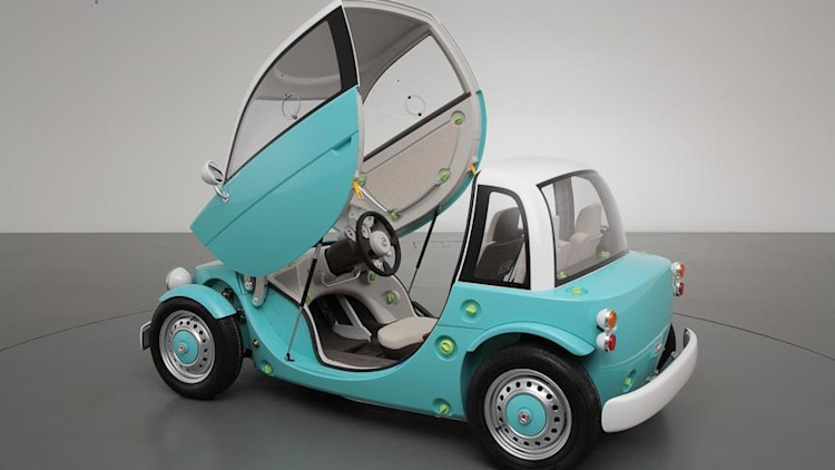 Toyota Camatte Concepts Photo Gallery Autoblog