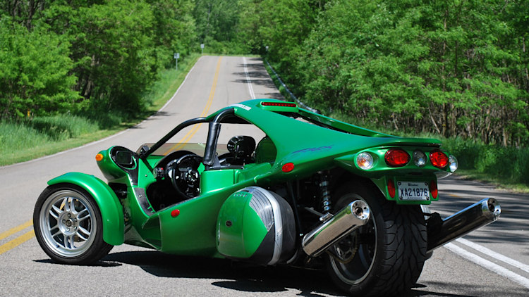 Campagna T-Rex For Sale >> 2012 Campagna T-Rex 14R: First Drive Photo Gallery - Autoblog