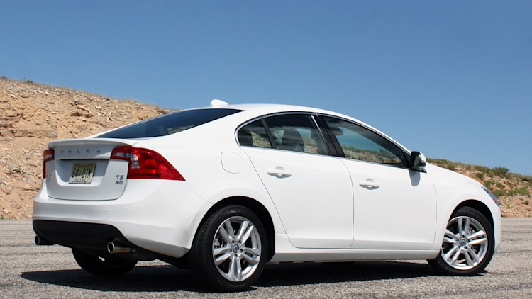 2013 Volvo S60 T5 AWD: First Drive Photo Gallery - Autoblog
