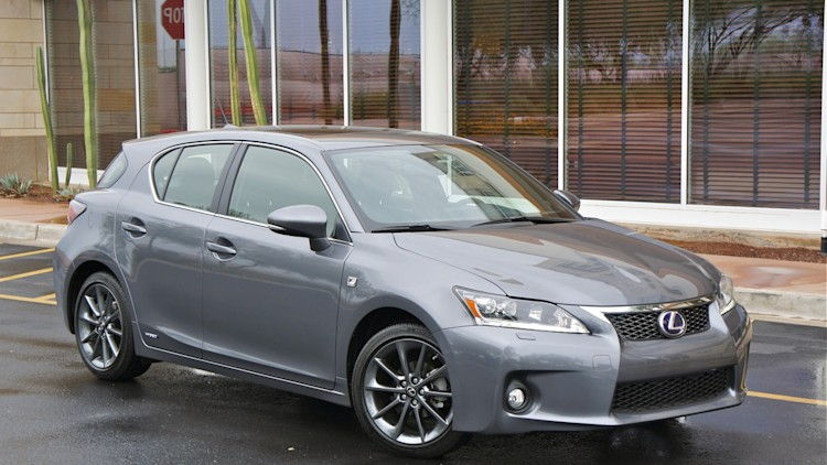 2012 lexus ct 200h f sport quick spin photo gallery autoblog. Black Bedroom Furniture Sets. Home Design Ideas