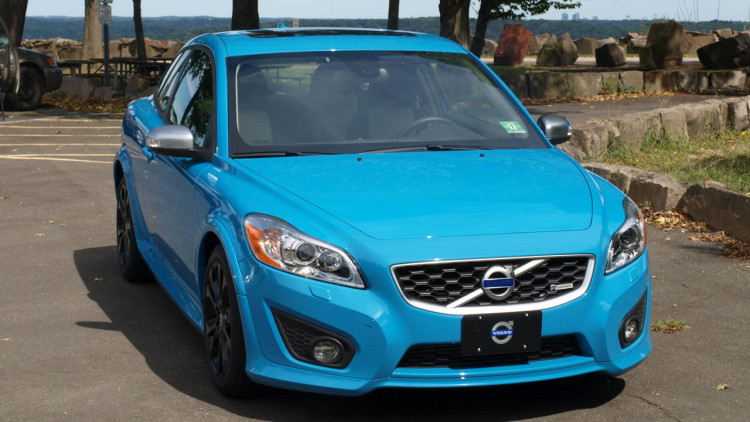 2013 Volvo C30 Polestar Limited Edition Photo Gallery - Autoblog
