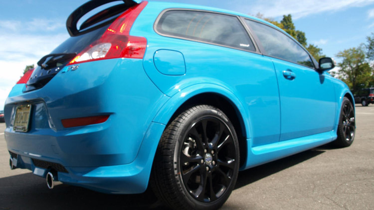 2013 Volvo C30 Polestar Limited Edition Photo Gallery ...