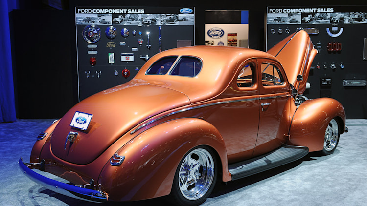 1940 ford coupe show car sema 2012 photo gallery autoblog. Black Bedroom Furniture Sets. Home Design Ideas
