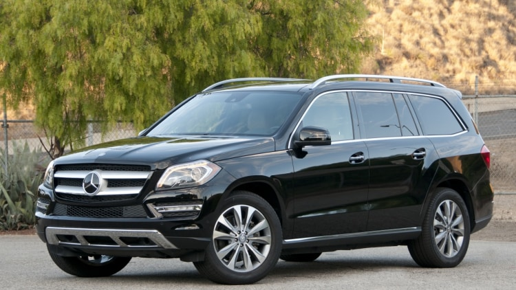 2013 mercedes benz gl350 bluetec quick spin photo gallery. Black Bedroom Furniture Sets. Home Design Ideas