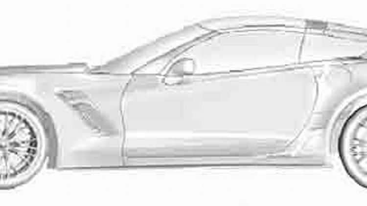 2014 C7 Corvette leaked drawings Photo Gallery - Autoblog
