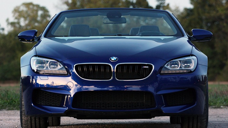 2012 Bmw M6 Convertible Review Photo Gallery Autoblog