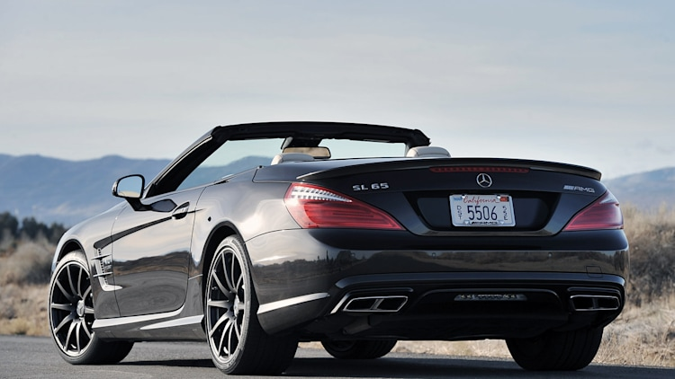 2013 mercedes benz sl65 amg quick spin photo gallery for Mercedes benz sl65 amg price