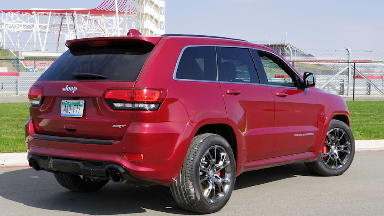 2014 jeep grand cherokee srt first drive photo gallery autoblog. Black Bedroom Furniture Sets. Home Design Ideas
