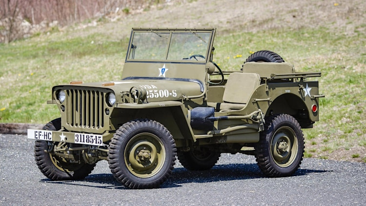 1944 willys mb auction photo gallery autoblog. Black Bedroom Furniture Sets. Home Design Ideas
