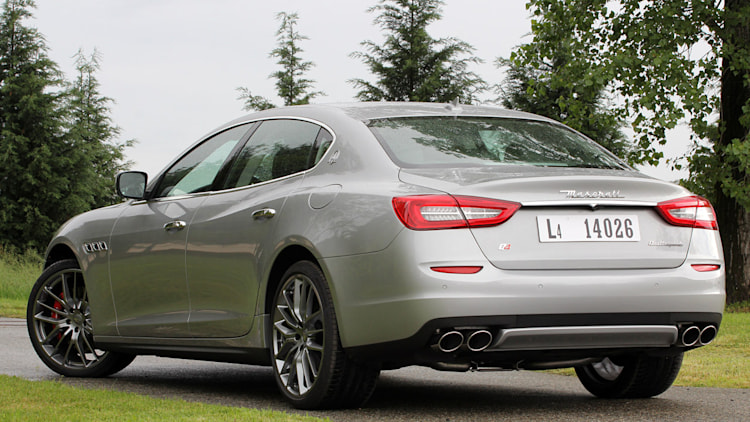 2014 maserati quattroporte s q4 first drive photo gallery. Black Bedroom Furniture Sets. Home Design Ideas