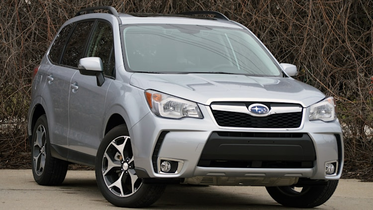 2014 subaru forester xt review photo gallery autoblog. Black Bedroom Furniture Sets. Home Design Ideas