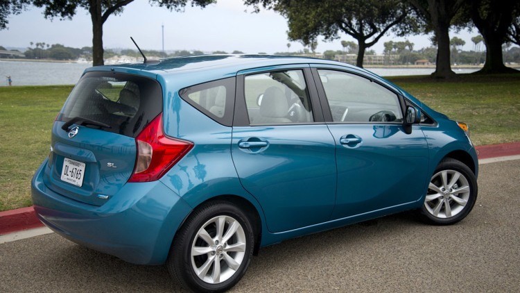 2014 nissan versa note first drive photo gallery autoblog. Black Bedroom Furniture Sets. Home Design Ideas