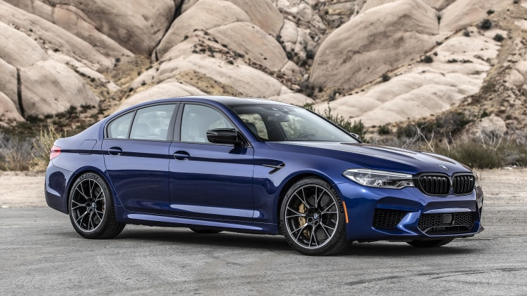 2019 BMW M5 Competition: Review Photo Gallery   Autoblog
