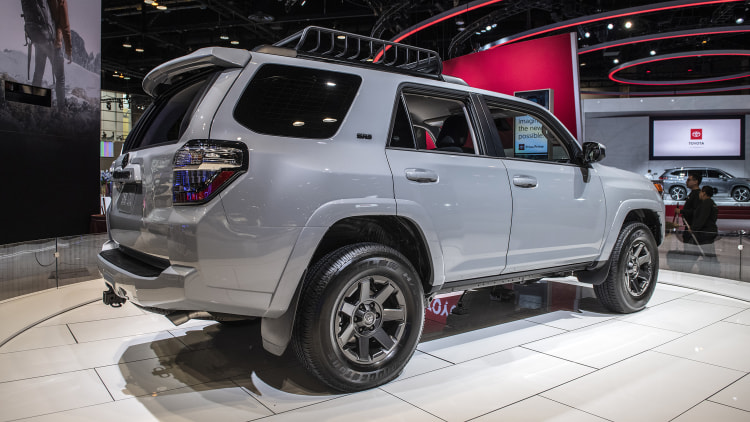 2021 toyota 4runner trail edition chicago 2020 photo