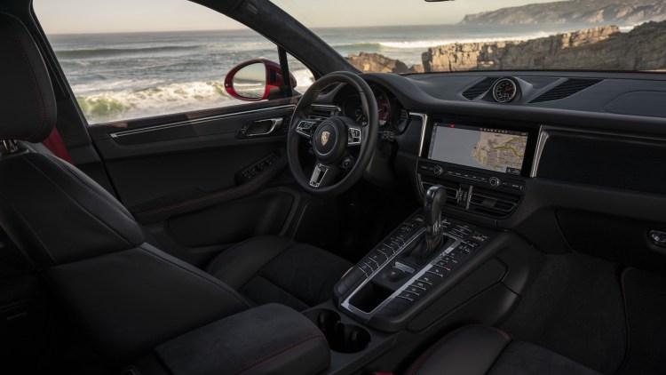 2020 Porsche Macan Gts Interior Photo Gallery Autoblog