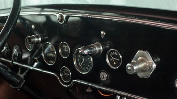 1928 Cadillac Town Sedan Al Capone Photo Gallery   Autoblog