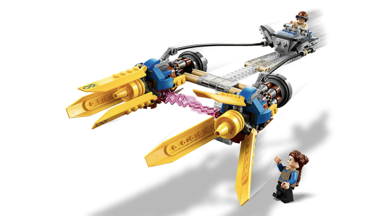 Lego Star Wars Episode 1 Phantom Menace Anakin Skywalker Podracer Photo Gallery Autoblog