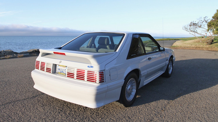 1989 Mustang 5.0 Horsepower