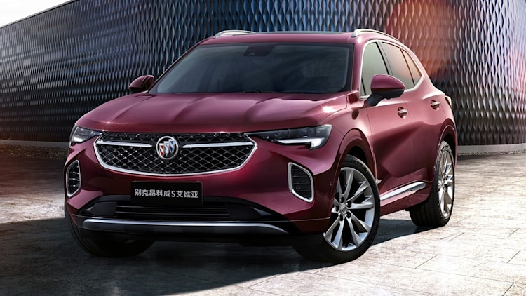 2021 buick envision photo gallery  autoblog