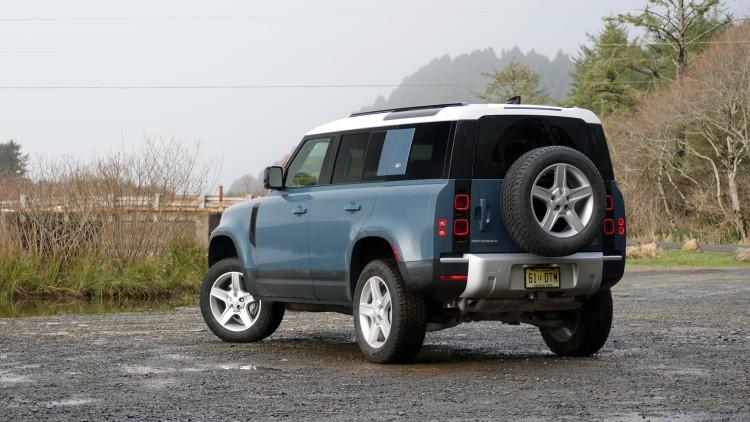 2021 Land Rover Defender 110 SE Photo Gallery | Autoblog