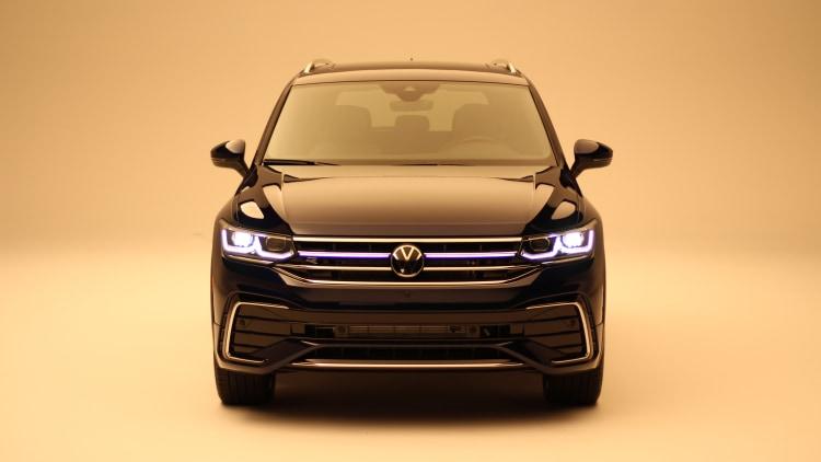 2022 Volkswagen Tiguan May 11, 2021 Photo Gallery | Autoblog