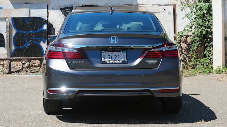 2017 Honda Accord Hybrid: First Drive Photo Gallery - Autoblog
