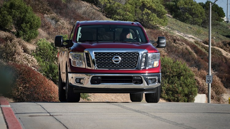 2017 nissan titan single cab photo gallery autoblog. Black Bedroom Furniture Sets. Home Design Ideas