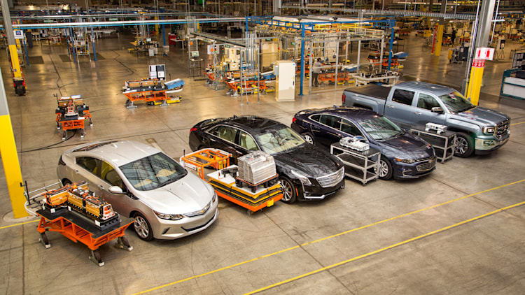GM Brownstown Battery Assembly Plant Photo Gallery | Autoblog