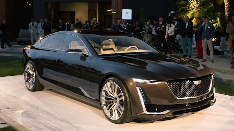 Cadillac Escala Concept Photo Gallery