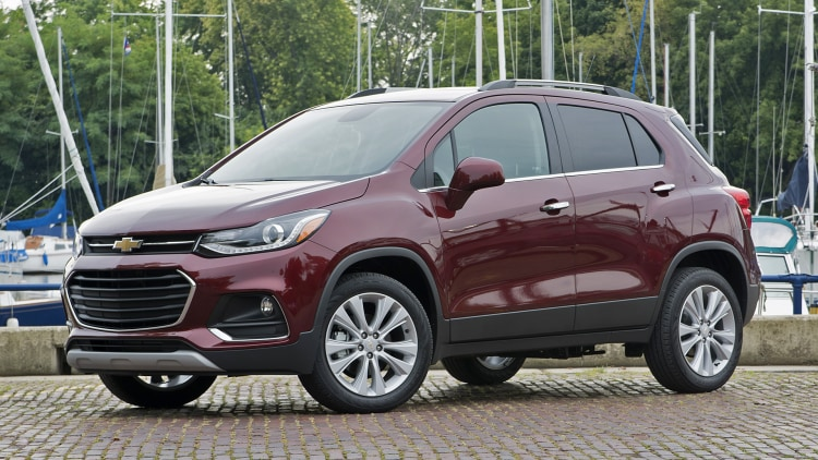2017 chevrolet trax first drive photo gallery autoblog. Black Bedroom Furniture Sets. Home Design Ideas