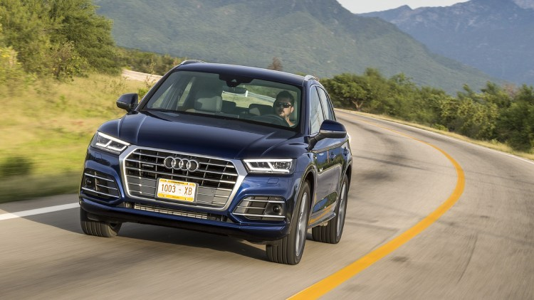 2018 Audi Q5: First Drive Photo Gallery - Autoblog