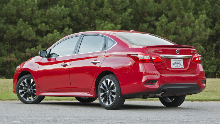 2017 Nissan Sentra SR Turbo: First Drive Photo Gallery ...