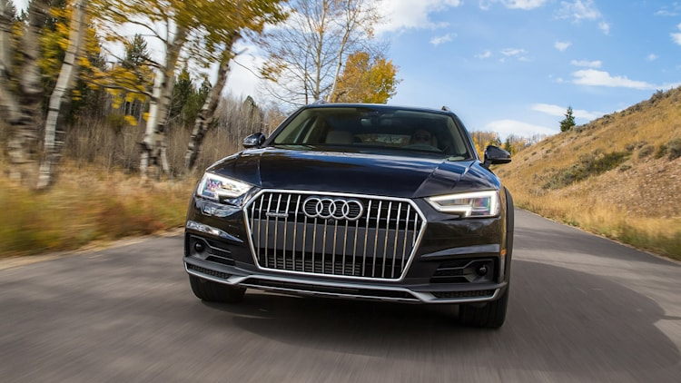 2017 audi a4 allroad first drive photo gallery autoblog. Black Bedroom Furniture Sets. Home Design Ideas