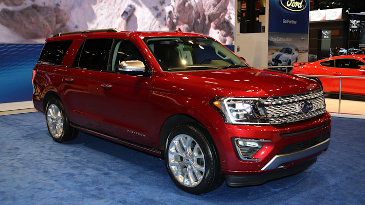 2018 ford expedition 2017 chicago auto show photo gallery autoblog. Black Bedroom Furniture Sets. Home Design Ideas