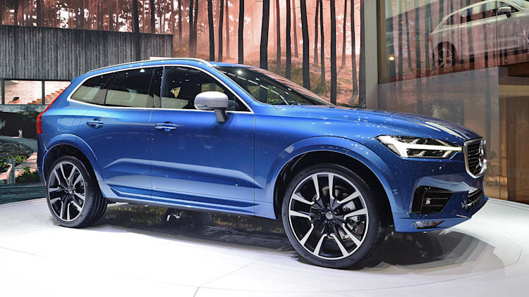 Volvo Certified Pre Owned >> 2018 Volvo XC60: Geneva 2017 Photo Gallery - Autoblog