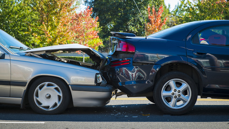 Cars most often involved in accidents