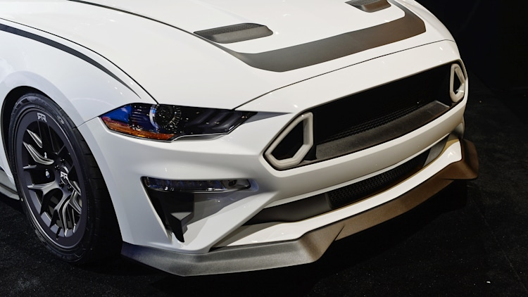 2018 Ford Mustang Rtr Sema 2017 Photo Gallery Autoblog