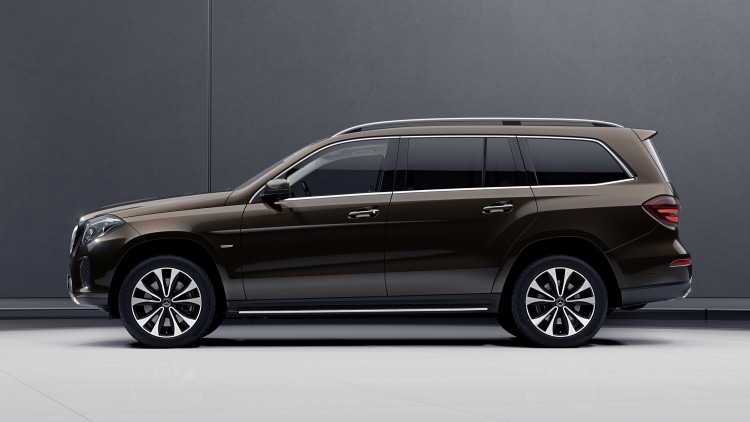 2018 Mercedes-Benz GLS 450 and GLS 550 Grand Edition Photo ...