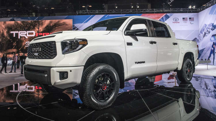 2019 Toyota Tundra Trd Pro Chicago 2018 Photo Gallery